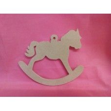 4mm MDF Hanging rocking horse starts at 100mm
